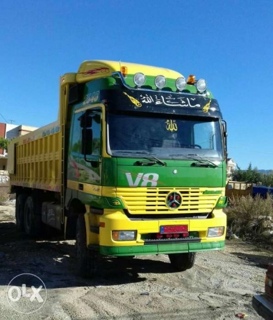 Actros for sale mawjoudy b 3ankoun