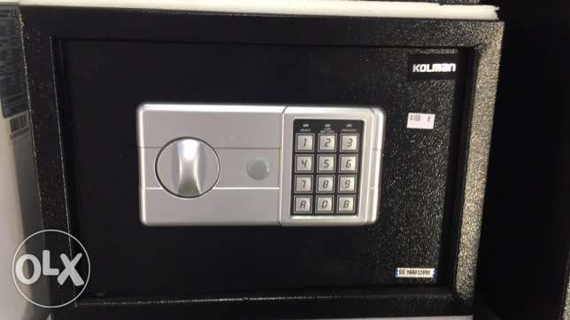 digital safe box NEW