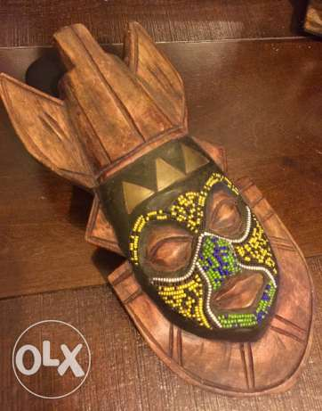 Traditional african mask