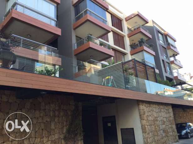 Apartment for Rent in Ain Najm - Mansourieh -