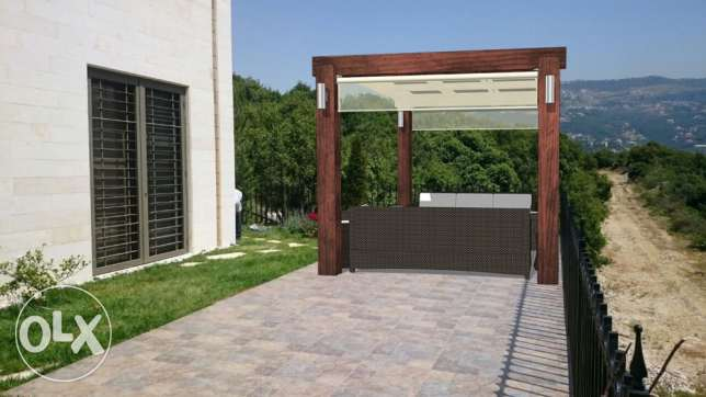 3D DESIGNER for your PERGOLA and outdoors انطلياس -  6