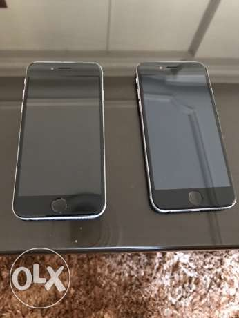 2 iphone 6 64gb