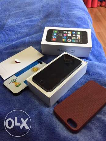 Iphone 5S and 2covers