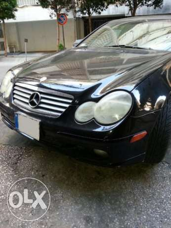 Mercedes C230 Kompressor Coupe for sale