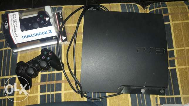 Playstation3 ma3a maske jdide w 5 cd منصورية -  2