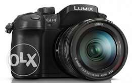 Panasonic Gh4 4k camera/ body only