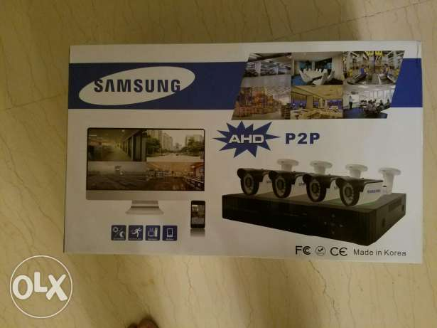 Security camera crazy price only 2 pieces available