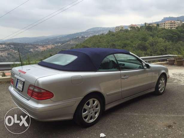 clk 320 convertable very clean 2001 serious buyers only