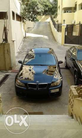 Bmw 325 look m3 2006