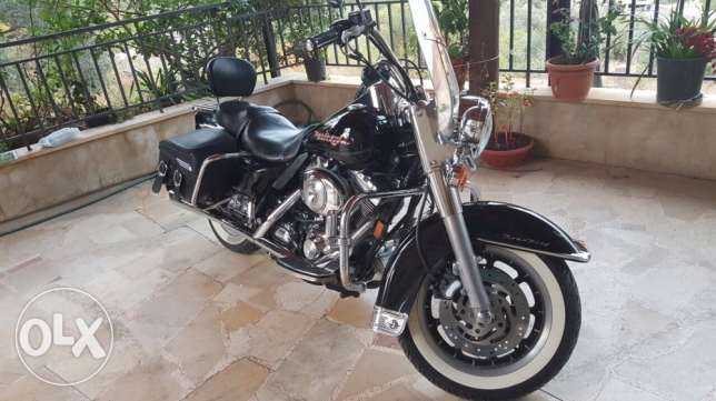Harley Davidson - Road King بيت الشعار -  4
