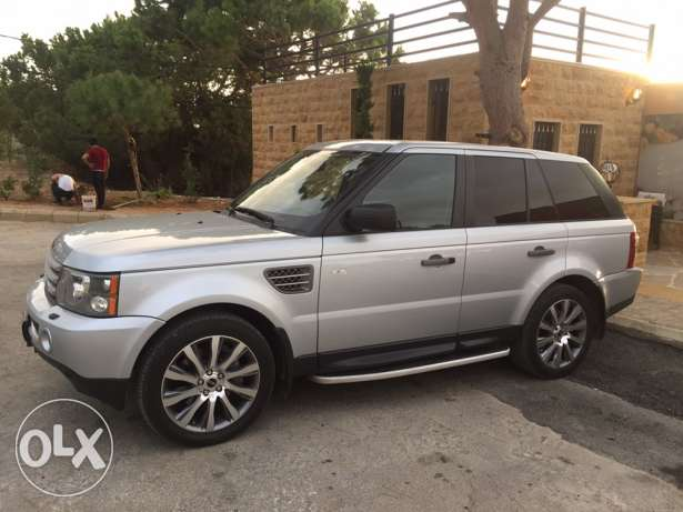 for sale Range Rover - super charger model 2007 super clean خلدة -  2