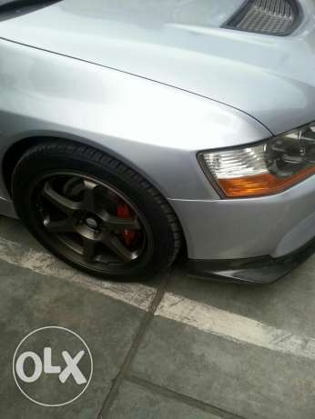Mitsubishi evolution 9 super clean فرن الشباك -  4