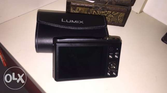 camera Lumix Panasonic