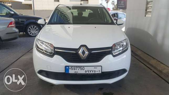Your summer car is here!Renault Sandero Model 2017/full option/company