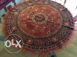 european nappe for table chal7a lal tawle 1m diameter oropiyi