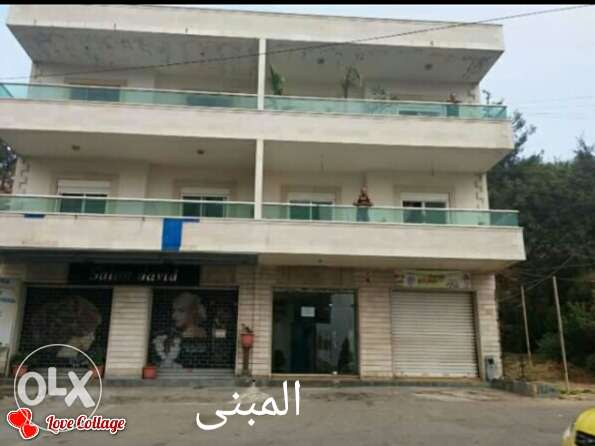 Appartment for rent. Abr shmoun ainaib