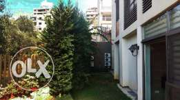 250 sqm ground-floor apartment in Ain Saadeh