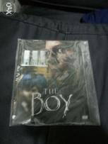 "The boy DVD ""CD"""