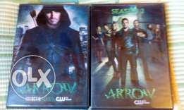 Arrow season 1 and 2