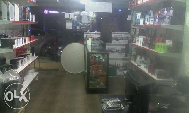 Shop for rent in sabtiye dekwene