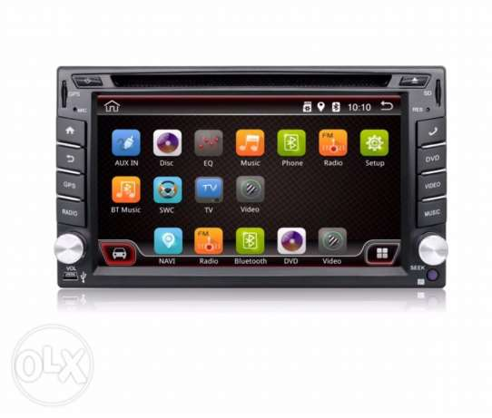 lcd android radio car + rear camera بعبدا -  2