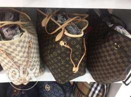 louis vuitton neverfull in all colors