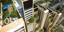 ( Down Town , Beirut ) - Sale - 2 Bedrooms - 208 m2