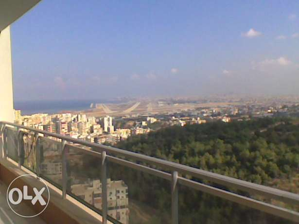 For Rent Furnished 3 Bedroom Apt -Dohat Aramoon -Beirut