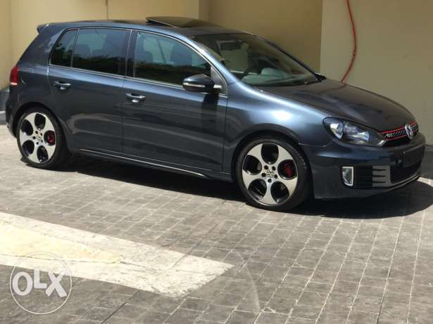 Golf Gti 2011 for sale