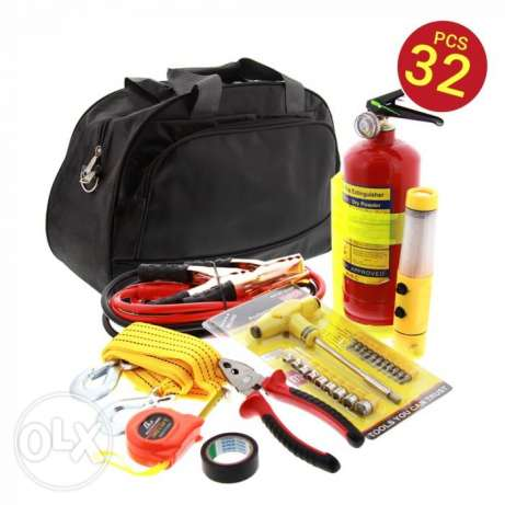 Emergency Tools for car