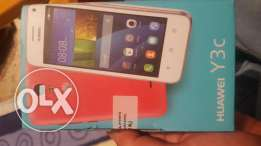 Huawei Y3c for sale new in box never used be resmelo