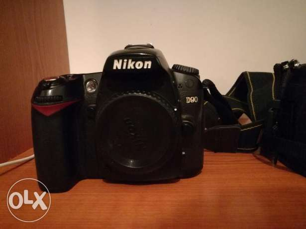 Nikon Pro cameras and lenses for sale
