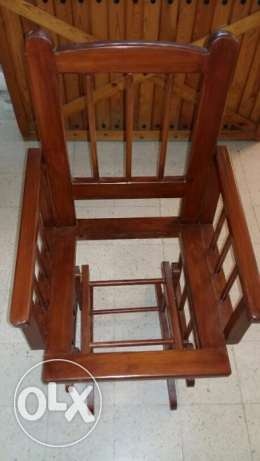 wooden Rocking Chairs American made quantity 6