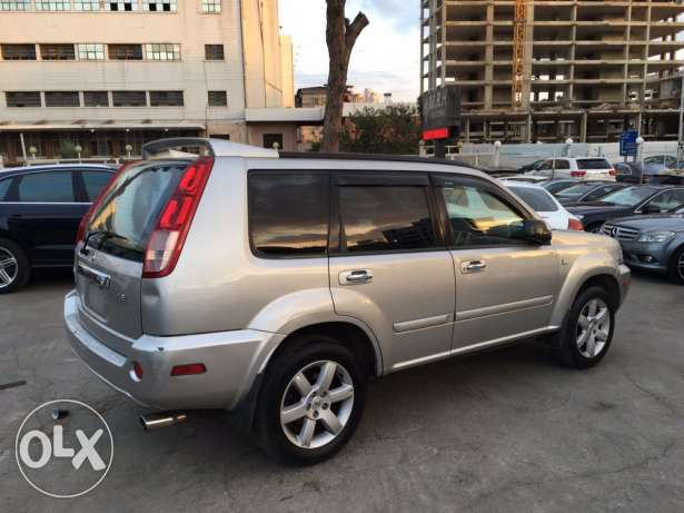 Nissan Xtrail 2005 Fully Loaded in Good Condition! بوشرية -  4