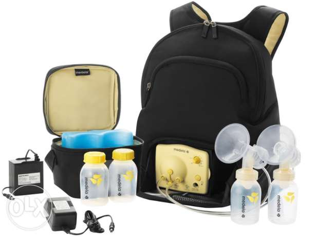 Pump -- Medela Backpack Breastpump