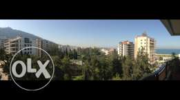 Jounieh apartment for sale with 360 view