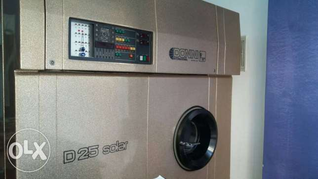 Dry Clean DS 25 solar