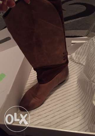 boots from aldo like new