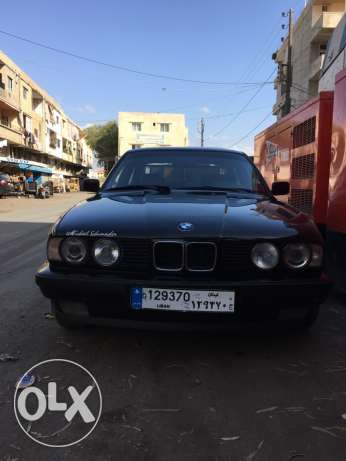 Bmw 525 for sale صور -  2