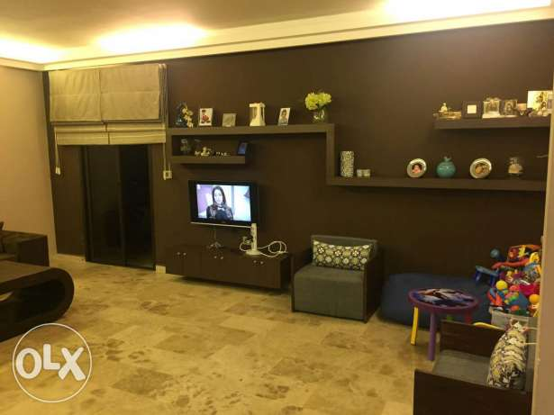 For sale an apartment at Mansourieh Daychouniye منصورية -  1