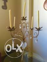 classic candle holder