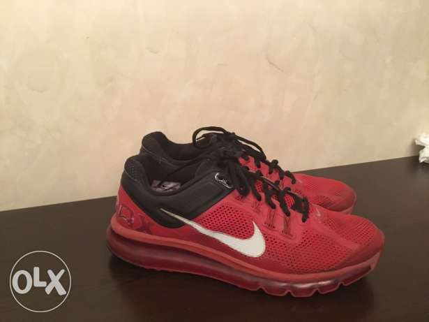 Nike Air Max with flywire (size 44.5)
