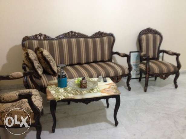 Luxury salon for sale