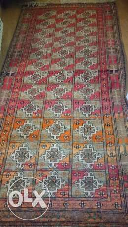 Beautiful Armenian/Kurdish tribal rug - size 260cm x 125cm