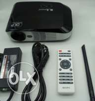 Texas instruments 3D 4K DLP LED HD Smart Android Projector