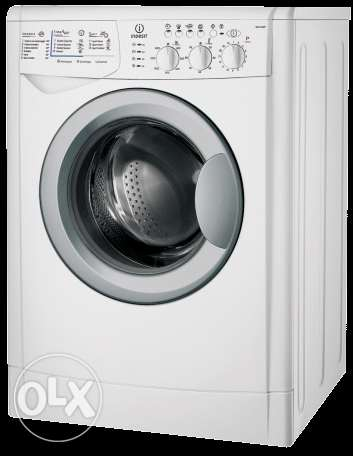 INDESIT washing / dryer machine بلونة -  2