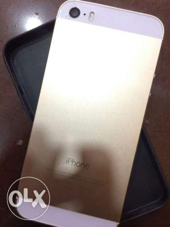 For sale iphone 5s gold سن الفيل -  3