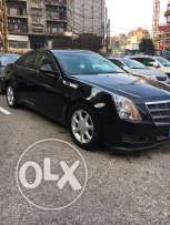 Cadilac CTS 2008 imported