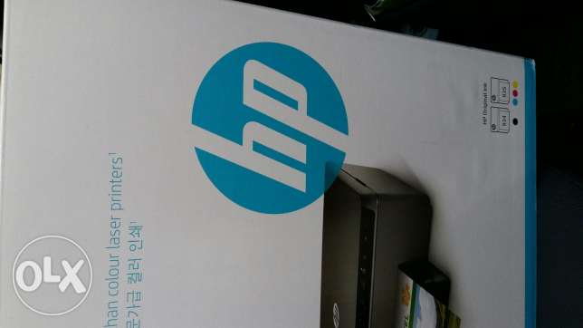 Hp ink jet color printer wireless brand new in box سوديكو -  2