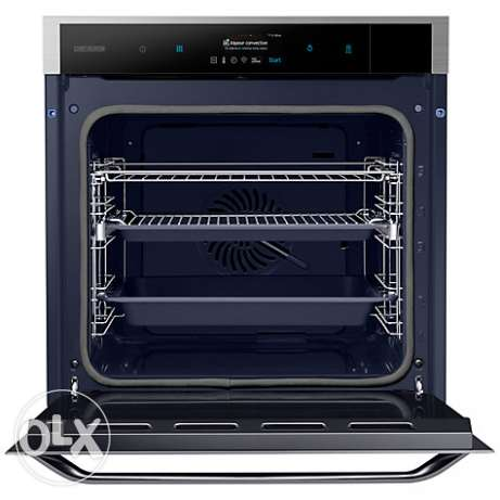 NV73J9770RS/EUNV9900J Chef Collection Wi-Fi Oven with Vapour, 73 L